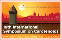 International Symposium on Carotenoids